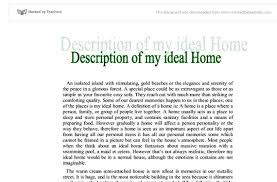house description essay madrat co house description essay