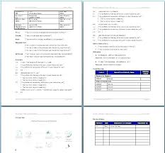 Instruction Manual Template Software User Manual Template Word Guide 2013