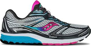 Saucony Pronation Chart Saucony Womens Guide 9 Running Shoe