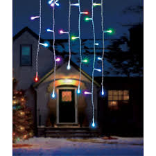 Christmas Motion Icicle Lights Pin On Products