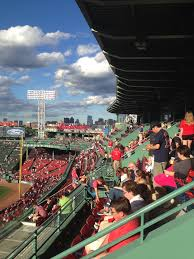 Fenway Seating Chart Pavilion Box Fenway Park Pavilion Box Baseball Seating Rateyourseats Com