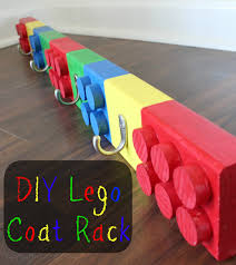 How To Build A Coat Rack On Wall Bedroom DIY Lego Wall Mounted Coat Rack Design For Your Traditional 92