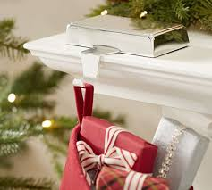 Engravable Simple Stocking Holder