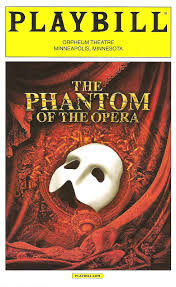 the phantom of the opera at the orpheum theatre