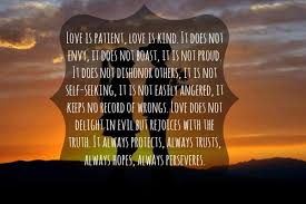 Lds Love Quotes Delectable Love Is Patient Love Is Kind It Does Not Envy It Does Not Boast