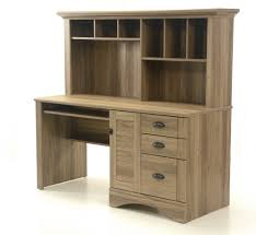 harbor view computer desk with hutch