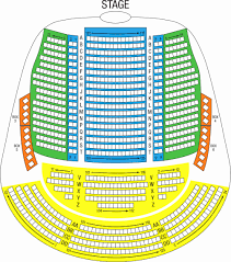 Aragon Seating Chart Microsoft Theatre Seating Chart Belk Theater Seating Map