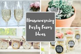 Mixed photo of great party favor ideas