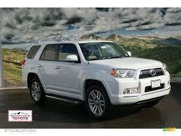 2012 Blizzard White Pearl Toyota 4Runner Limited 4x4 #60181268 ...