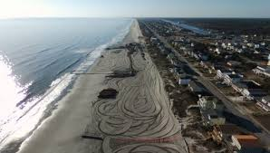 Holden Beach Tide Chart July 2017 Corps Rule Could Dash Towns Sand Plan Coastal Review Online