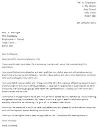 Job Application Covering Letter Examples Uk Curriculum