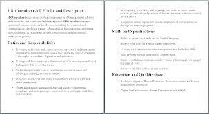 Project Administrator Job Description Template Manager Hr