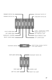 thesamba com type 1 wiring diagrams CJ5 Wiring Harness Replacement 64 Cj5 Ignition Wiring Diagram #27