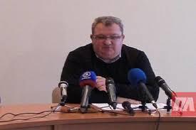 Стала известна тема докторской диссертации мэра Донецка Донецк