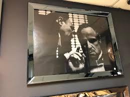 Top Honderd Spiegellijst The Godfather Eric Kuster Style 70x90