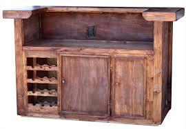 portable wooden bar plans home