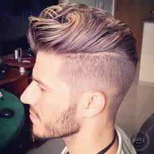 High Contrast Whoa This Hairstyle Is So Awesome