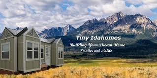 Small Picture Tiny Idahomes Tiny House Builders Tiny House on Wheels RVIA THOW