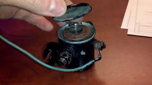 power king economy tractor restoration starter solenoid problems i simply use a wide flat screwdriver to pry the lid up