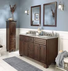 White Wood Bathroom Vanity Interior Bathroom Vanity Design With Mahogany Wood Cabinet