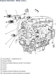 1997 cadillac deville 4 6l mfi dohc 8cyl repair guides wiring engine harness rear l61 2007