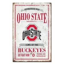 ohio state home decor bed ohio state buckeyes home decor