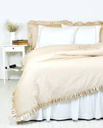 top 69 superb waterfall ruffle duvet cover twin ruched xl in full queen king size sand beige latte covers cute grey black and white striped uk pintuck