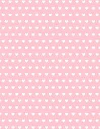 Printable Design Paper Free Valentine Hearts Scrapbook Paper Papel De Parede De