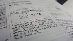 Vehicle Weights Explained Tare Kerb Gvm Payload And