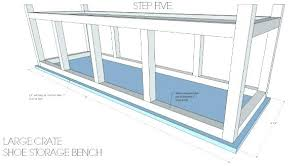 outdoor storage bench plans build bench with storage lovable storage bench with my letter shoe storage outdoor storage bench plans