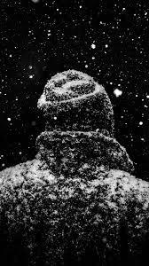 Iphone Dark Winter Wallpaper - Novocom.top
