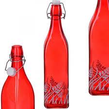 <b>Бутылка для напитков LORAINE</b>, 1 л, красный — купить в ...