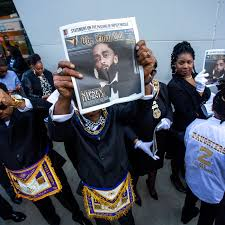 everything that happened at nipsey hussle s funeral
