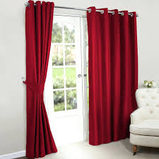 brown and red curtains nova red blackout lined eyelet curtains brown walls red  curtains
