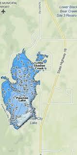 Pawnee Lake Fishing Map Us_ok_pawnee Nautical Charts App