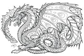 dragon pictures to color.  Dragon Komodo Dragon Color Coloring Page Real Pages  Printable Games   For Dragon Pictures To Color O