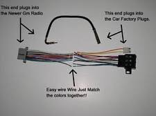 15104156 radio wiring diagram delco wire center \u2022 Delco Alternator Wiring Diagram delco radio harness ebay rh ebay com delco factory radios wiring diagram delco car radio wiring diagram