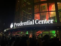 Marc Anthony Prudential Center Seating Chart Parking Is Tough Seats High Up Are Too High Up Review Of
