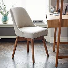 modern desk chair. Mid-Century Swivel Office Chair Modern Desk