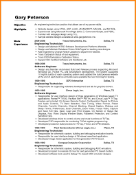 Cover Resume And Letter Format