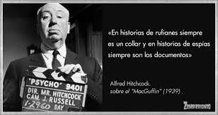 Resultado de imagen de Frases de Alfred Hitchcock
