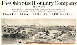 Image result for ohio steel foundry lima