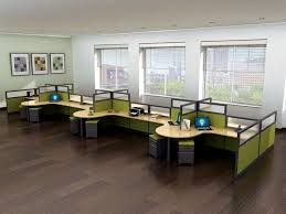 office configurations. Refurbished Office Cubicles - This Is A Popular Cubicle Set-up For Companies Wanting Open Configurations Y