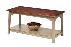 shaker coffee table farmhouse shaker coffee table in pine wood simpli home warm shaker coffee table
