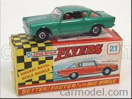 lone star flyers lone star flyers 21 scale 1 59 fiat 2300 s coupe ghia 1961 green met