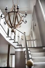 foyer light fixture ideas foyer chandelier ideas staircase modern with wine barrel chandelier wine barrel chandelier