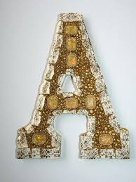 initial wall hangings mosaic letter a initial wall art alphabet hanging decor wooden monogram wall hangings metal initial wall hangings