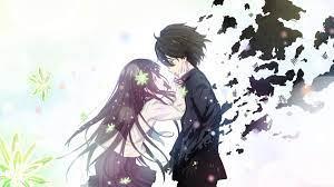 Sweet Anime Couple Wallpapers - Top ...