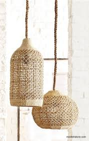 whimsical lighting fixtures. Whimsical Pendant Lights Mini Roost Woven Pendants Lamps And Lighting Fixtures A