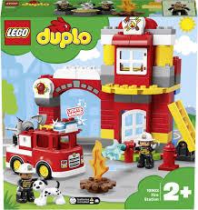 Lego Duplo Light And Sound Fire Truck 10903 Lego Duplo Fire Watch Conrad Com
